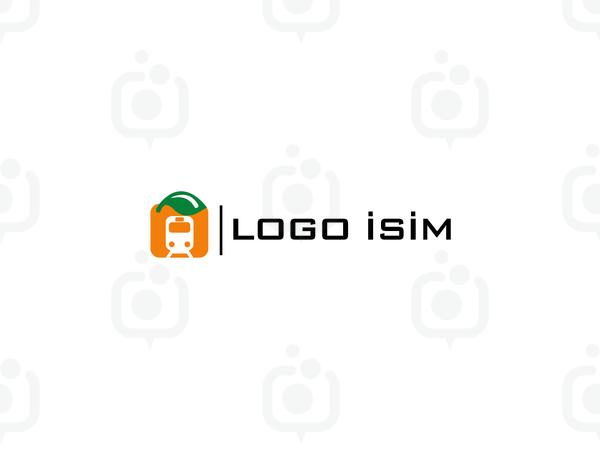 Portakal Logo logo