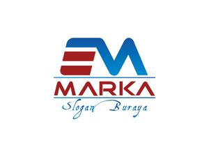 E ve M Marka logo