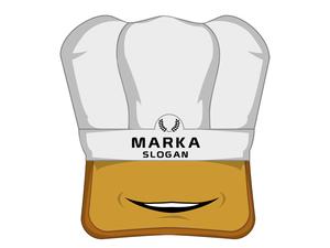 Fırın maskotlu logo logo