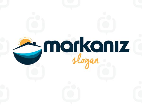 Emlak-Turizm Logo logo