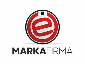 Ö ve E Harfli Marka Logo logo