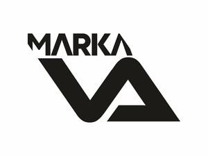 V ve A Harfli Marka Logo logo