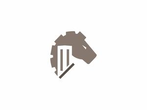 Horse Logo Çalışması logo