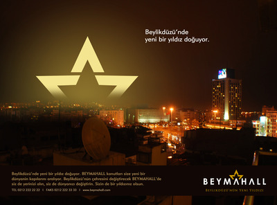 Beymahall reklam
