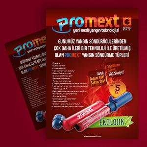 Promext a5 el  lan