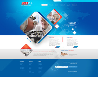 Yilka interface design