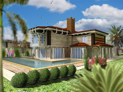 Villa by gorselefektanimasyon