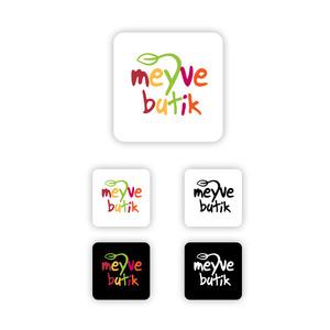 Meyvebutik logo by bestofatk