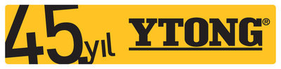 Ytong 45  yil logotype by erustun d2np299