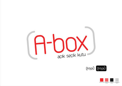 A box logotype by erustun d2b0fjf