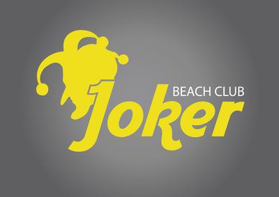 Joker beach club logo
