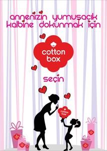 Cotton box ofset