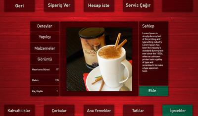 E menu 9