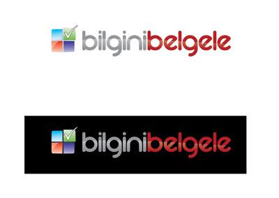 Bilgini belgele logo