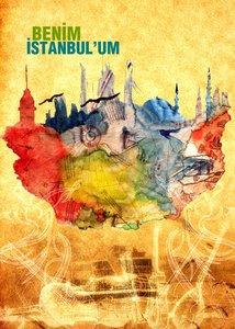 Benim istanbulum by artistgraphic