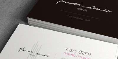 Business card mock up vol2