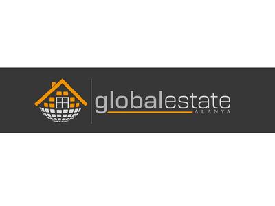 Globalestate logo1  koyu zemin