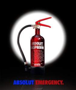 Absolut extinguisher
