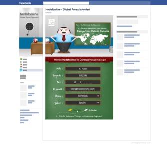 Facebook fan page iceriksayfasi