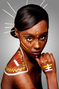 Boyama tribal
