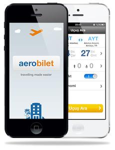 Aerobilet iphone