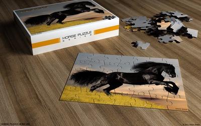 Horse puzzle 1600x1000