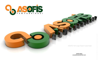 Asofis logo by screwshell d37y5y5