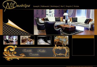 Freelance web tasarimi nilmobilyab