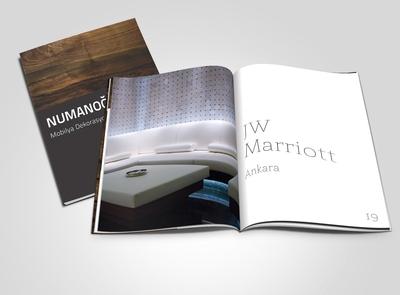 Numanoglu magazine open mockup