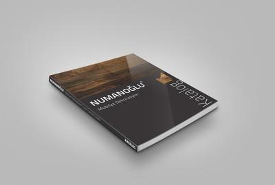 Numanoglu magazine mockup