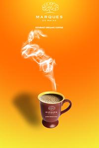 Kahve afis