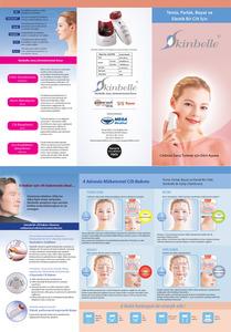 Brochure skinbelle by yavuzalemdar