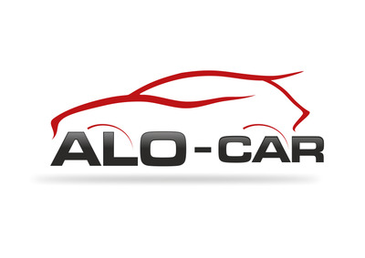 Alo car logo