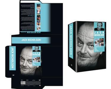 Jack nicholson 5li dvd boxsettt