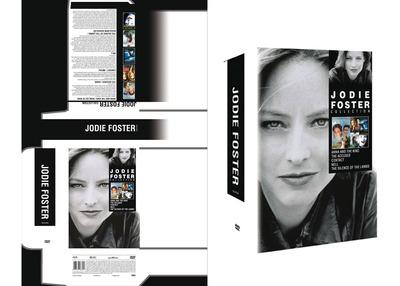 Jodiefoster 5li dvd boxset