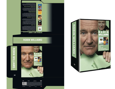 Robinwilliams dvd boxsett