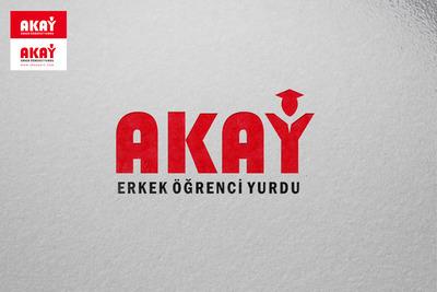 Akay erkek ogrenci yurdu logo