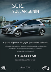Hyundai elantra afi
