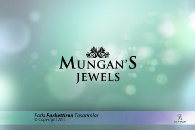 Mungans jewels logotype by zarifbalci d4ormkt