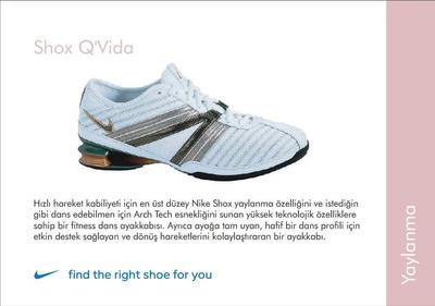 Nike shoxqvida