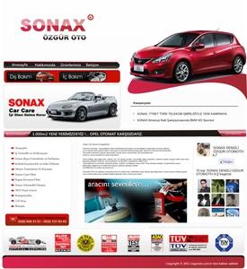 Sonax demo