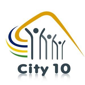 City10 logo