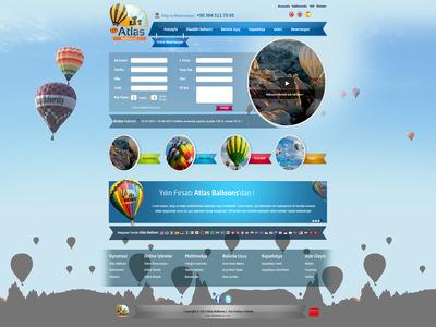 Atlas balloons web