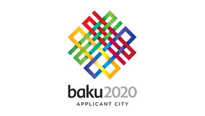 Baku 2020 logo