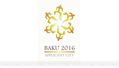 Baku 2016 official logo by sirab