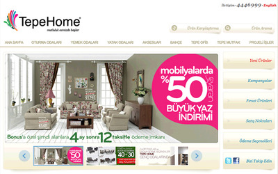 Screen 1 tepe home