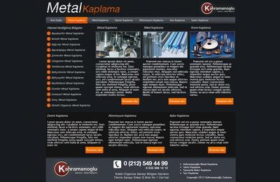 Metal kaplama