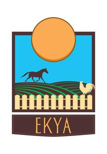 Ekya logo  al  mas