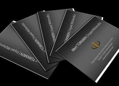 Mockup businesscard m h