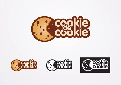 Cookie de cookie logo